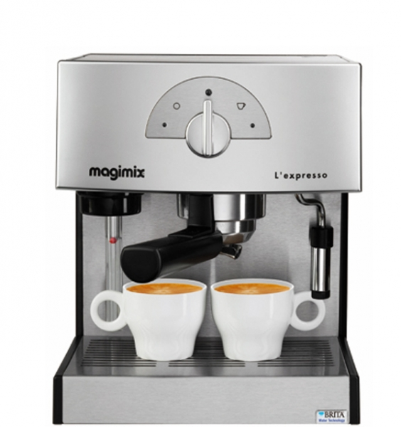 magimix expresso machine caf cuisin 39 store. Black Bedroom Furniture Sets. Home Design Ideas